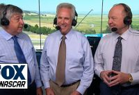 Darrell Waltrip's final sendoff from Sonoma Raceway | NASCAR on FOX