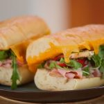 Ham, Cheddar, and Apple Slaw Sandwich | Everyday Health