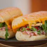 Ham, Cheddar, and Apple Slaw Sandwich | Everyday Health