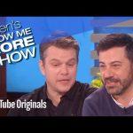 He Said, He Said: Jimmy Kimmel vs. Matt Damon
