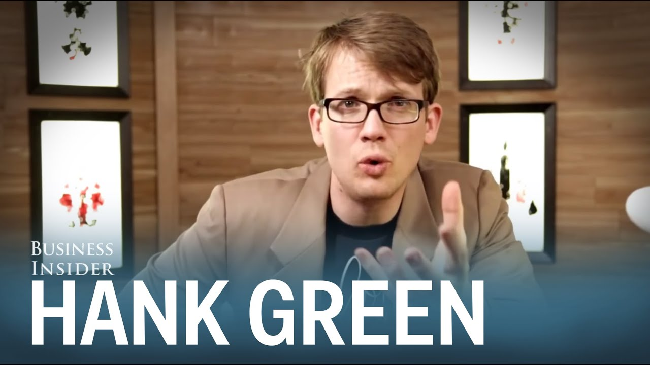 How Hank Green became one of the Internet's most influential educators