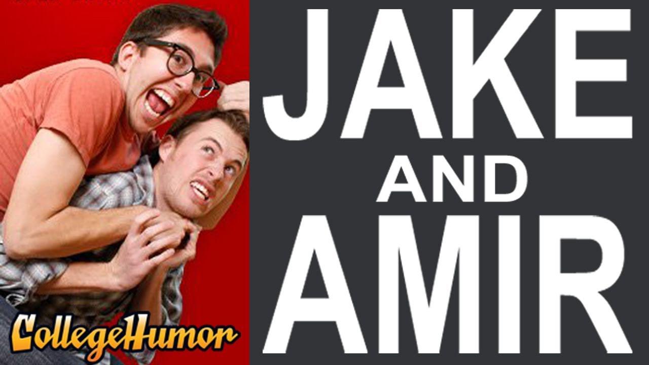 Jake and Amir: Triathlon