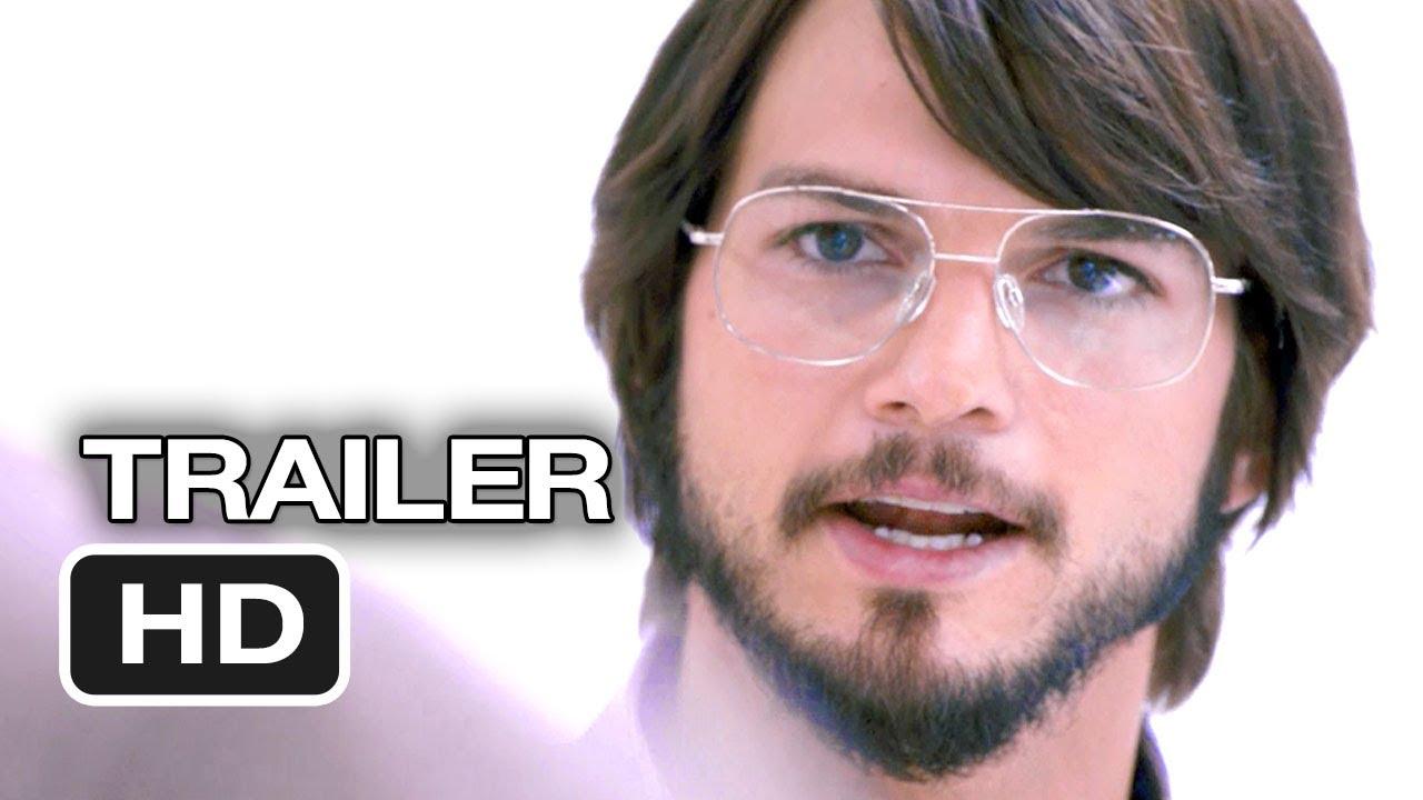 Jobs Official Trailer #1 (2013) - Ashton Kutcher Movie HD