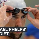 Michael Phelps' new diet
