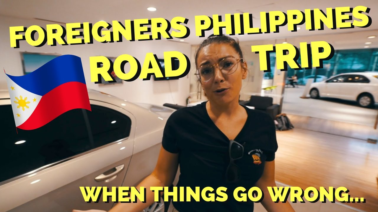 PHILIPPINES ROADTRIP - You WON'T BELIEVE THIS DAY we had