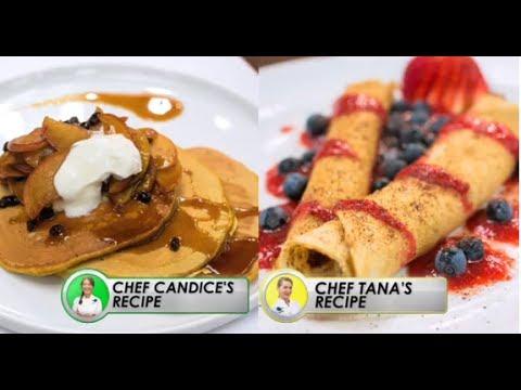 Recipe Rehab Season 1, Episode 6: Mexican-Style Pancakes