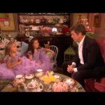 Sophia Grace & Rosie Do Tea with Hugh Grant