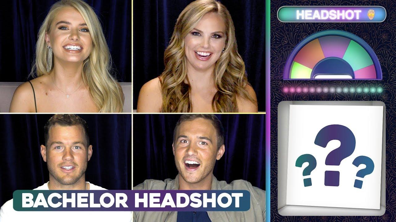 'The Bachelor' Stars in 'Ellen's Booth of Internet Wonders'