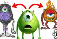 Amazing Ideas Scrapped By Pixar