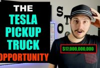 Could Pickup Trucks Be Gamechanger For Tesla & Elon Musk
