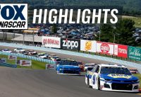Go Bowling at The Glen | NASCAR on FOX HIGHLIGHTS