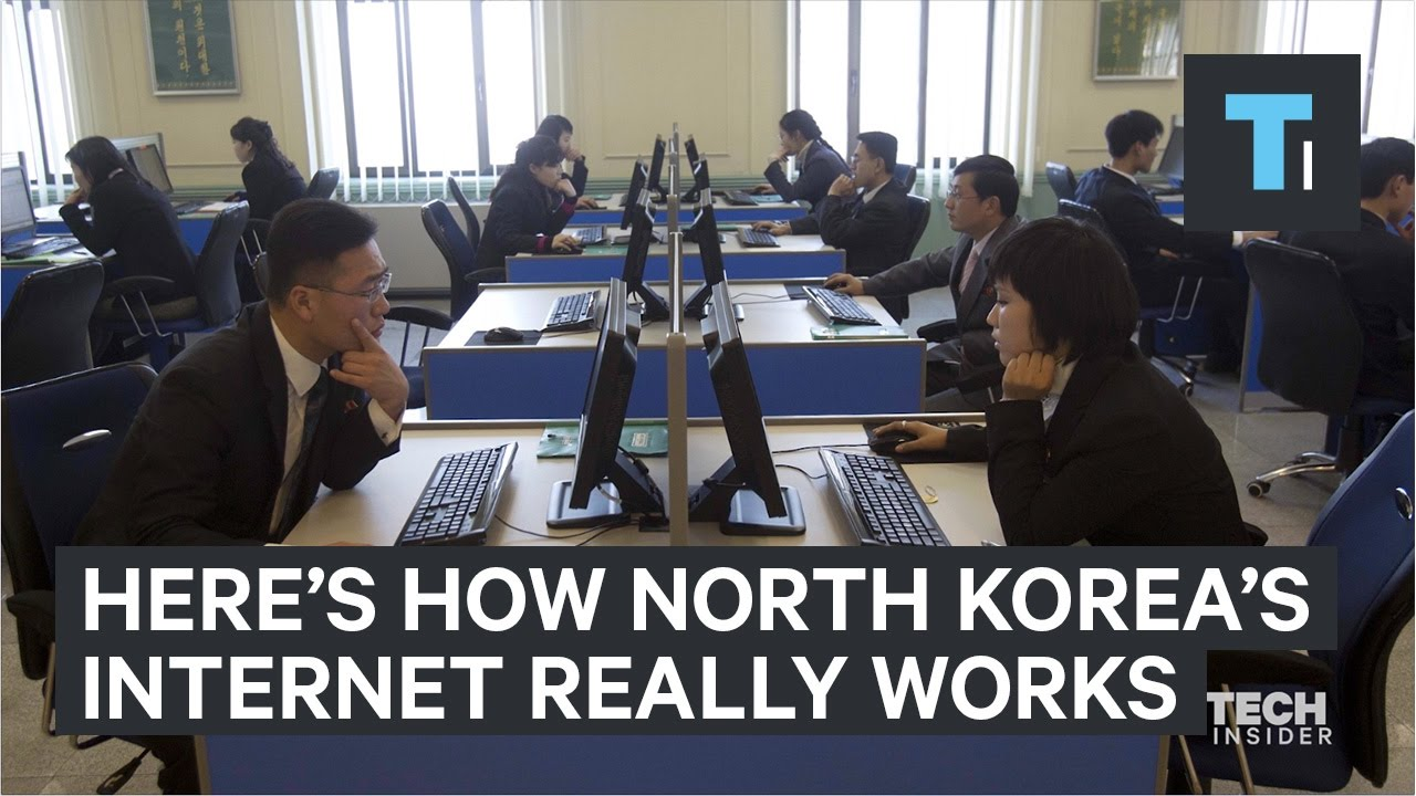 How the internet works in North Korea