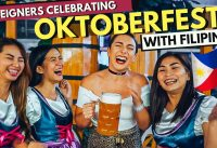 INSANE Oktoberfest in THE PHILIPPINES