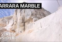 Inside Italy's $1 Billion Marble Mountains