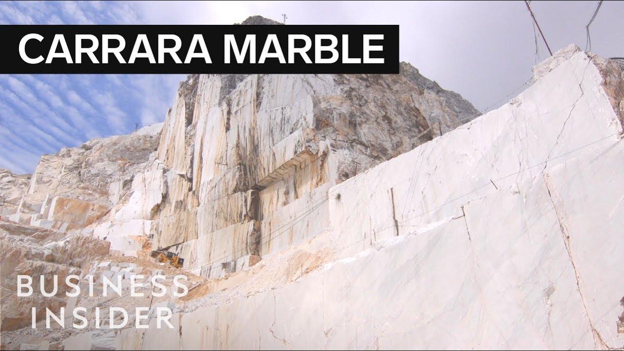 Inside Italy's $1 Billion Marble Mountains