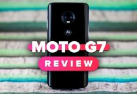 Moto G7 review: The best budget phone we've tried, hands down
