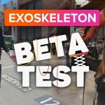The SuitX exoskeleton made me super strong | Beta Test #1