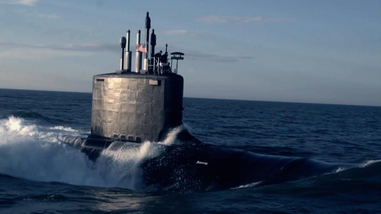 Incredible Suit Enables Submarine Escapes