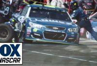 "Radioactive: Texas - ""IQ of a [expletive] mud flap."" | NASCAR RACE HUB"