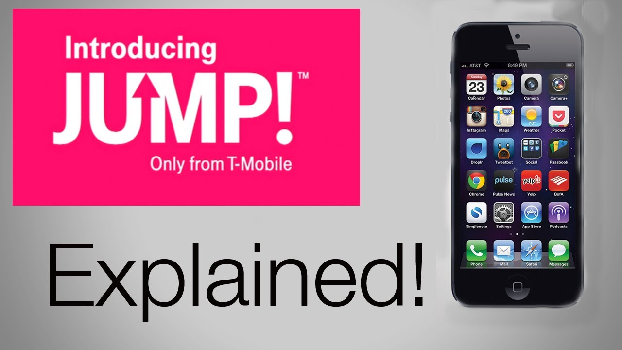 T-Mobile Jump: Explained!