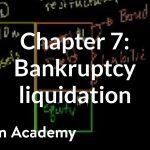 Chapter 7: Bankruptcy liquidation | Stocks and bonds | Finance & Capital Markets | Khan Academy