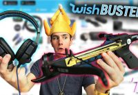I Bought $37 Crossbow on Wish (Thanksgiving Special)