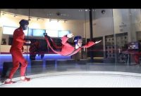 Indoor Skydiving: Human Flight, No Plane Required