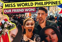 MISS WORLD PHILIPPINES 2019 - our friend MICHELLE DEE WON