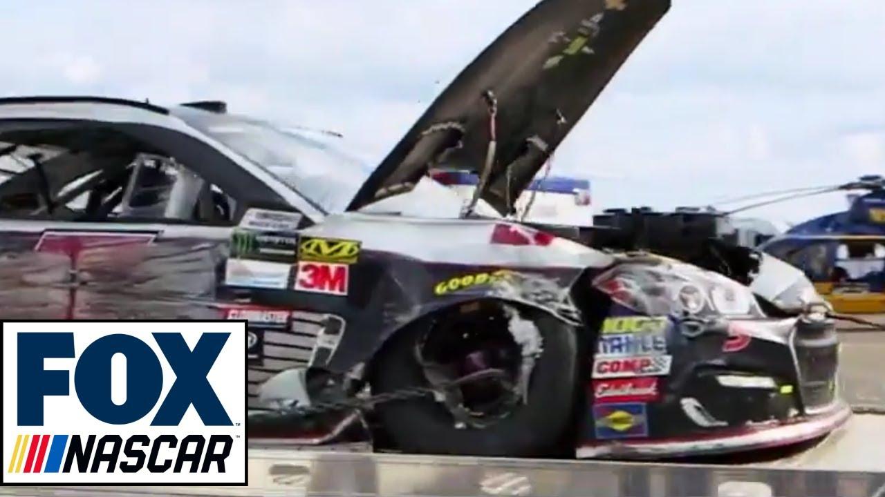 "Radioactive: Michigan - ""He had a hell of a (expletive) run.""   NASCAR RACE HUB"