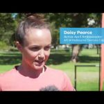 Active April Ambassadors Daisy Pearce & Katie Brennan (video)