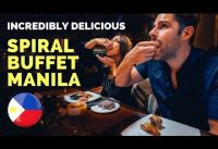 EXTREME MANILA LUXURY in MANILA BAY - Sofitel & Spiral Buffet