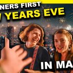 FOREIGNERS first NEW YEARS EVE in the PHILIPPINES - New Years Eve 2020 Manila