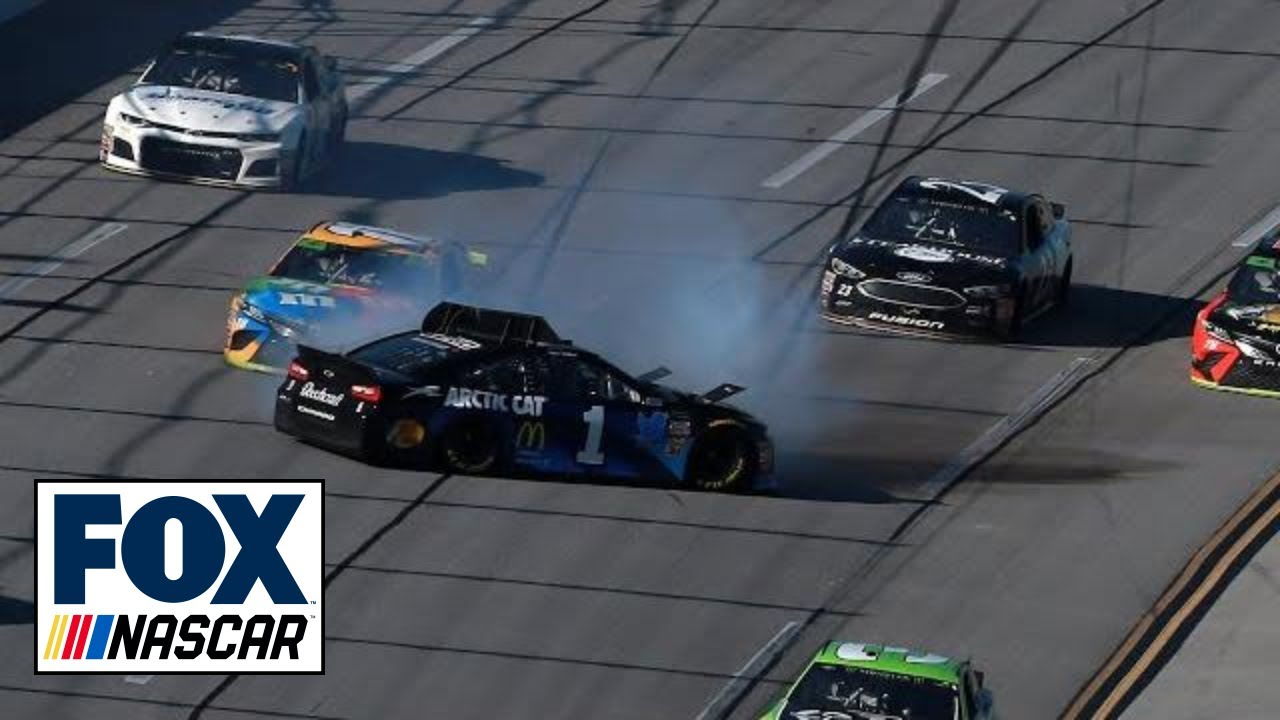 "Radioactive: Talladega - ""I just about crapped my pants on that one."" 