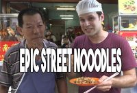 Eating the Best Char Koay Teow in Malaysia   Malaysian Street Food Heaven in Penang  