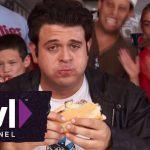 Man v. Food: Ultimate Cheesesteak Challenge